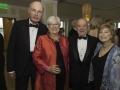 Opening NIght 2013-Alec, Susan, Phil & Eve-credit Lutch