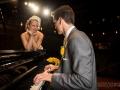 Ross & Megan at piano- credit Hadrien Dimier